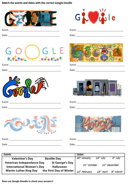 google doodle meeting planner