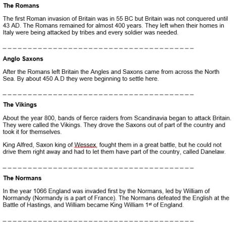 british history pic