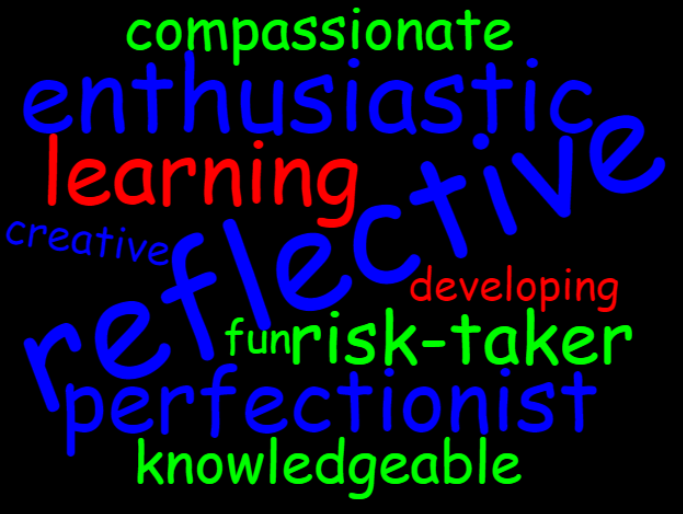 formative reflective report