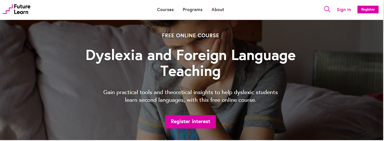 Course review: Dyslexia and foreign language teaching | ELT